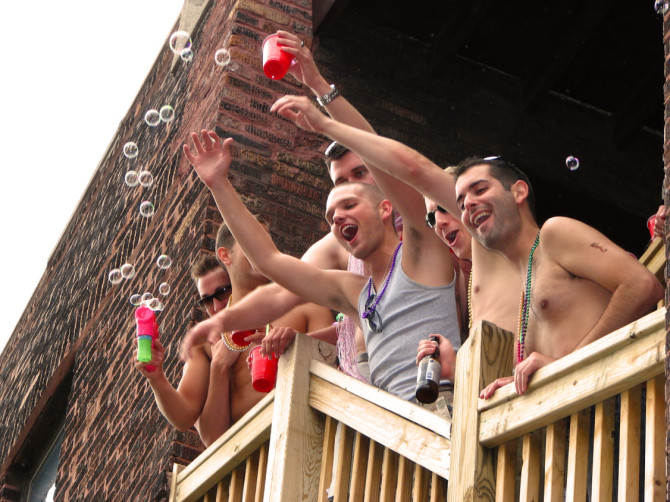 What's the best up-and-coming gay city in the world? You decide.